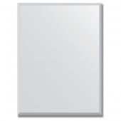 Зеркало настенное 60х80 (80х60) см с фацетом 15мм.