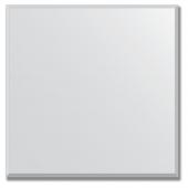 Зеркало настенное 80х80 см с фацетом 15мм.