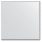 Зеркало настенное 90х90 см с фацетом 15мм.