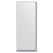 Зеркало настенное 40х100 (100х40) см с фацетом 15мм.