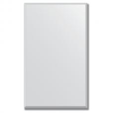 Зеркало настенное 60х100 (100х60) см с фацетом 15 мм.