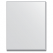 Зеркало настенное 80х100 (100х80) см с фацетом 15 мм.
