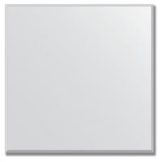 Зеркало настенное 100х100 см с фацетом 15 мм.