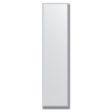 Зеркало настенное 30х120 (120х30) см с фацетом 15 мм.