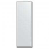 Зеркало настенное 40х120 (120х40) см с фацетом 15мм.