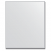 Зеркало настенное 100х120 (120х100) см с фацетом 15мм.