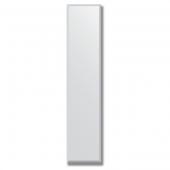 Зеркало настенное 30х140 (140х30) см с фацетом 15мм.