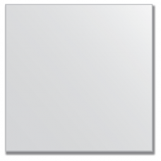 Зеркальная плитка без фацета (серебро) (квадрат 20х20 см).
