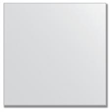 Зеркальная плитка без фацета (серебро) (квадрат 30х30 см).