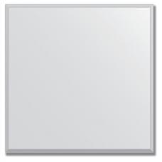 Зеркальная плитка с фацетом 5 мм (серебро) (квадрат 25х25 см)